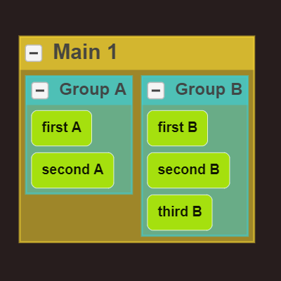 GoJS Sample Diagrams for JavaScript and HTML, by Northwoods Software